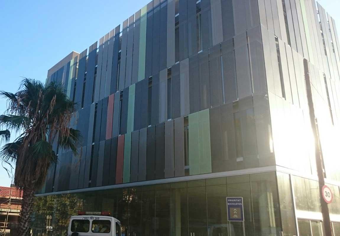 Edificio Sorli Premia Mar