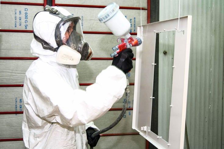 cabina presurizada pintura liquida 1