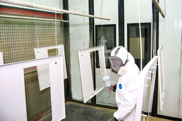 cabina presurizada pintura liquida 2