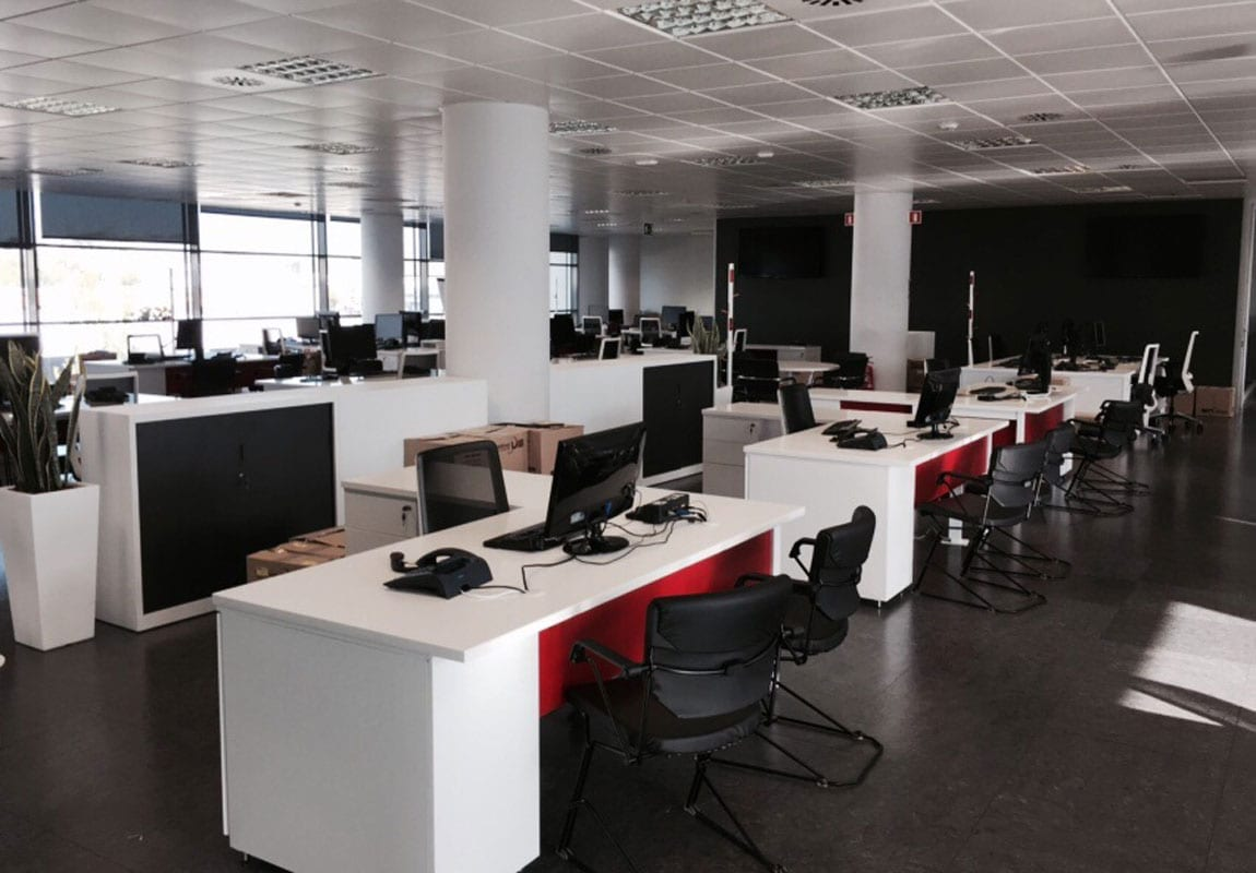Oficinas seat dionisiobonet